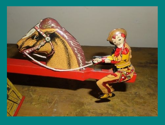 Tin Rocking R Ranch Wind up tin toy.PNG